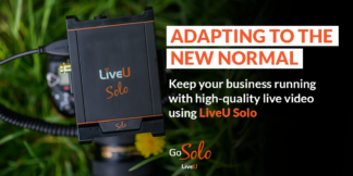 LiveU Solo banner