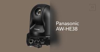 Panasonic AW-HE38HKEJ HD PTZ Kamera
