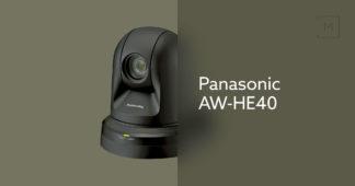 Panasonic AW-HE40SKEJ9 PTZ Kamera