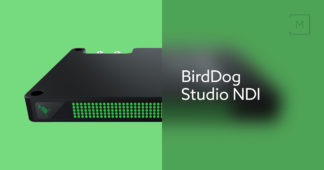 BirdDog Studio 3G-SDI/HDMI to NDI Encoder/Decoder