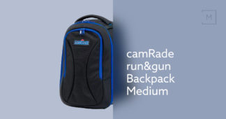 camRade run&gun Ryggsekk Medium