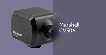Marshall CV506 Full-HD mini Kamera