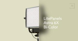 LitePanels Astra 6X Bi-Color