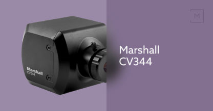 Marshall CV344 Full-HD kompaktkamera