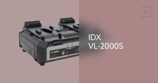 IDX VL-2000S batterilader