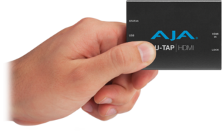 AJA U-TAP HDMI Capture