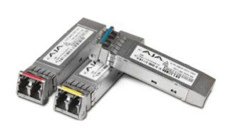 AJA 1-Channel 3G-SDI Single Mode LC Fiber Tx SFP