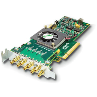 AJA CORVID 88 8-Lane PCIe 2.0, 8x SDI, Independently Configurable, Fanless Version