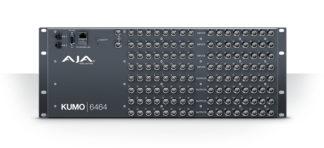 AJA KUMO 64x64 Compact SDI Router