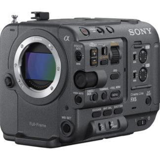 Sony FX6 fullformats cinema kamera (bare kropp)