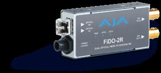 AJA FiDO-2R-MM fiber Receiver