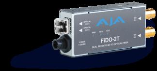 AJA FiDO-2T-MM Fiber Transmitter