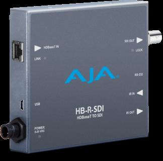 AJA HDBaseT to SDI Receiver