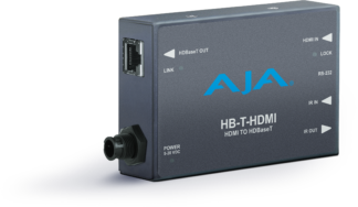 AJA HDMI til HDBaseT converter
