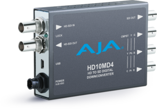 AJA HD10MD4 Digital Down-Converter