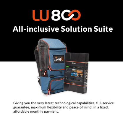 LU800 all-inclusive solution suite