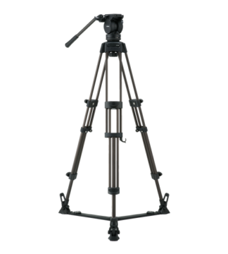 Libec LX7 M Tripod System with mid-level spreader