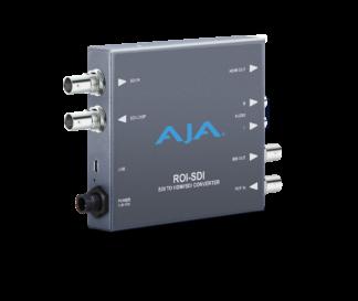 AJA ROI-SDI 3G-SDI to HDMI/3G-SDI Scan Converter