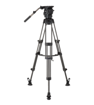 Libec RSP-750M Tripod System with mid-level spreader