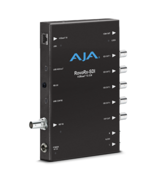 AJA ROVORX-SDI receiver
