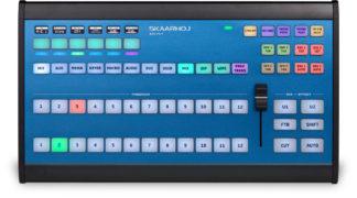 SKAARHOJ Air Fly Desktop Controller for TriCaster