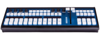 SKAARHOJ Master Key One Switcher Control Panel