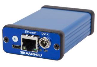 SKAARHOJ TCP Control ATEM Switcher