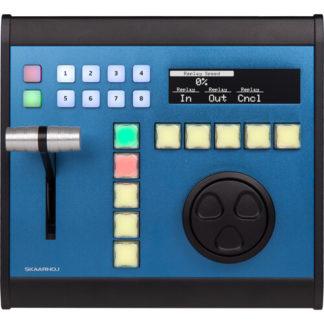 Skaarhoj XC8 replay controller
