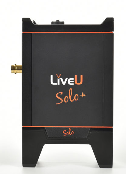 LiveU Solo+ video encoder