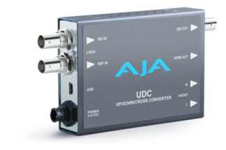 AJA UDC Up/Down/Cross-Converter
