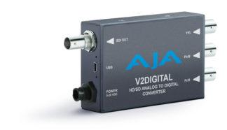 AJA V2DIGITAL Analog Video to Digital HD/SD-SDI