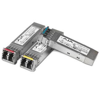 AJA 12G-SDI Single Fiber LC Transmitter Single-Mode