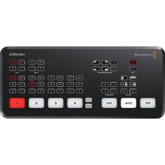 Blackmagic ATEM Mini HDMI Live Switcher