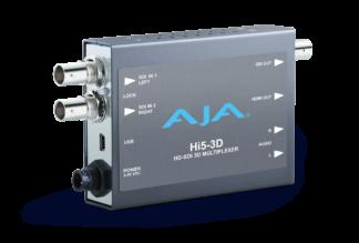AJA HI5-3D Dual HD-SDI til HDMI 3D Multiplexer Mini-konverter
