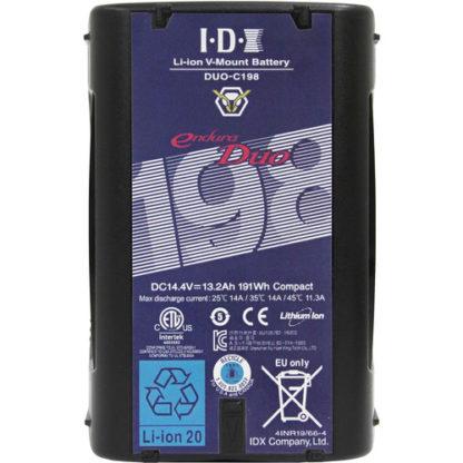 IDX DUO-C198 batteri