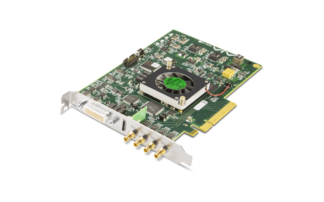 AJA KONA 4 PCI-E Video I/O Card (no cables)
