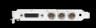 AJA KONA-LHE OEM HD/SD PCIe Card Board only (no PCI bracket or cable).