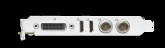 AJA KONA LHi HD/SD 10-bit Digital and 12-bit Anaolg PCIe, no cables.