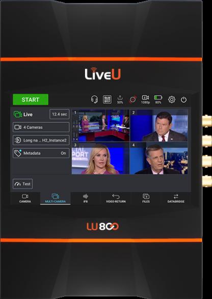Live LU800 HEVC