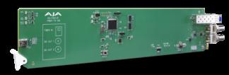 AJA OG-FIDO-R openGear 1-Channel Single Mode LC Fiber to 3G-SDI Receiver