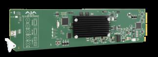 AJA openGear 3G-SDI til 3G-SDI HDMI Scan Converter
