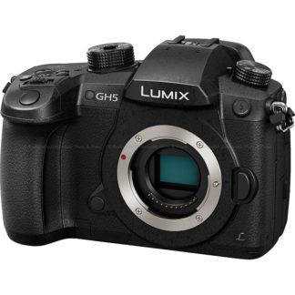 Panasonic Lumix GH5 - Professional Photo and 4K Video Imaging