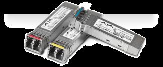 AJA Fiber Transmitter