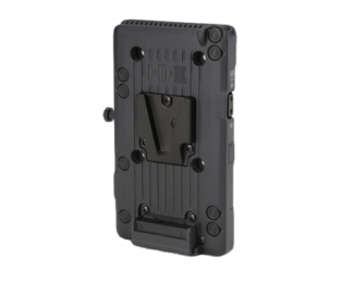 IDX P-V284 universal V-mount plate