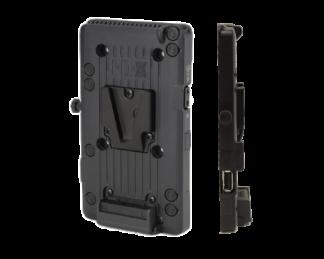 IDX TA-PV2USB V-Mount Adapter Plate med D-Tap og USB