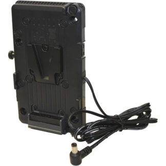 IDX V-Mount adaptor for JVC GY-HM600 / HM650 camera