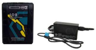 IDX Imicro-150 Battery og VL-DT1 Advanced D-Tap charger KIT