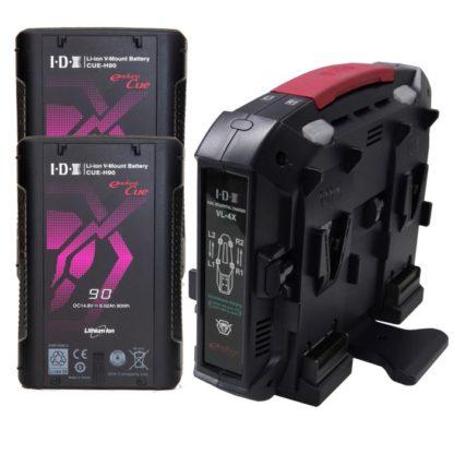 IDX EC-H90/4X2