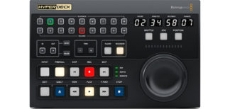 Blackmagic HyperDeck Extreme Control