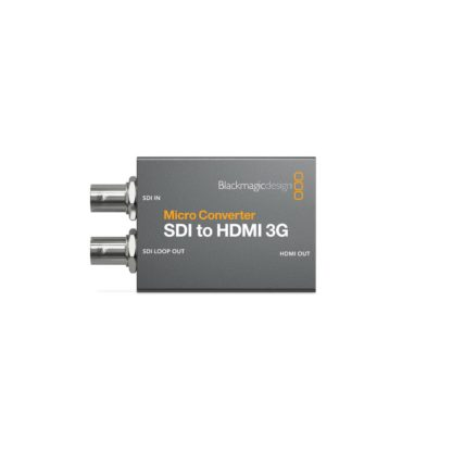 Blackmagic Micro Converter SDI til HDMI 3G